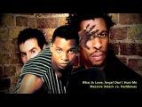 Massive Attack vs. Haddaway - What Is Love, Angel Don't Hurt Me (MASH UP)