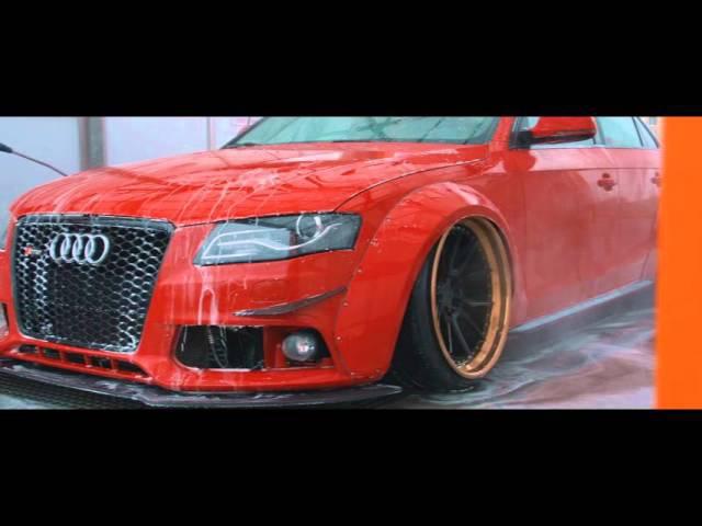 Audi S5 Supercharged TTS Rotrex Audi A4 DTM V8 swap