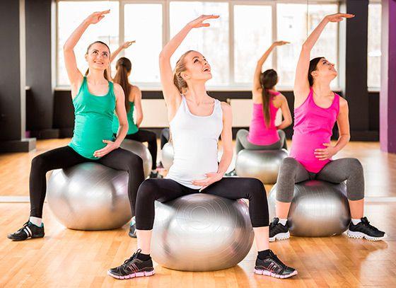 Ульяновск фитнес для беременных 23