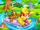 Новые приключения Винни Пуха (1 сезон 1-5 серии) / The New Adventures of Winnie the Pooh (1988)