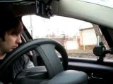 ГАИ Донецк РФ попытка развода сотрудником Милиции ППС