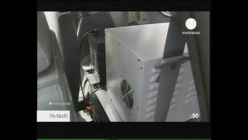 Машина на топливе H2O