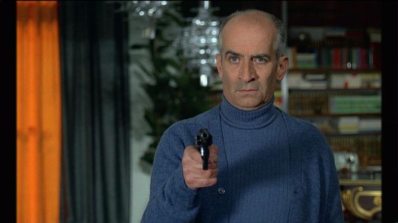 ХФ Джо Занятой человек Jo (Франция, 1971) Отличная криминальная комедия с неподражаемым Луи де Фюнесом в главной роли)