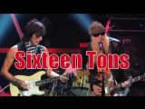 Jeff Beck  Billy Gibbons - Sixteen Tons Ernie Ford (Rock  Roll Hall Of Fame
