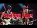 Jeff Beck  Billy Gibbons - Sixteen Tons [Ernie Ford] (Rock  Roll Hall Of Fame