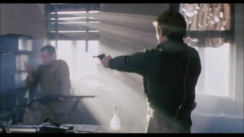 Господа офицеры: Спасти императора (2008). Нападение капитана Васнецова на отдел ЧК