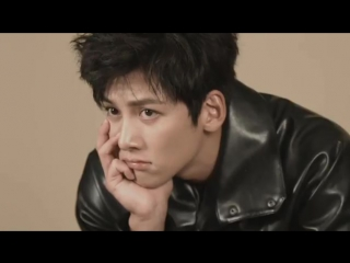teaser of Vogue Korea's collaboration with actor Ji Chang Wook, who will be starring in the action drama series