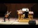 05 - А. Вивальди Концерт ре мажор для гитары и струнного оркестра переложение для гитары и органа части 1 и 2.