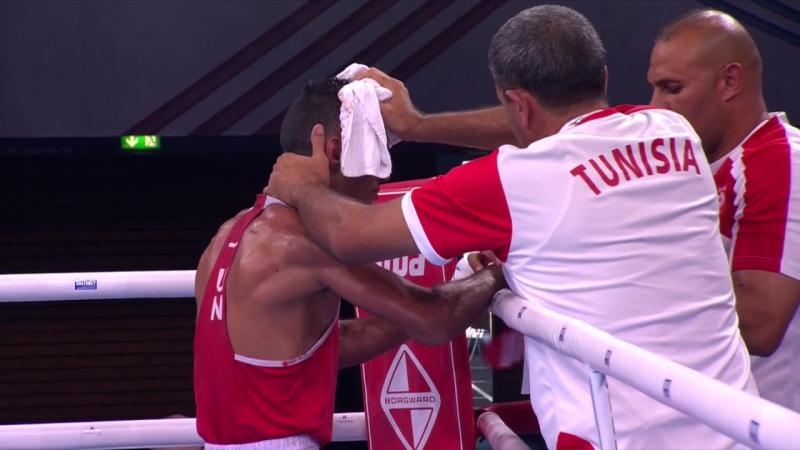 2. (1/4 финала) Bilel Mhamdi (TUN) vs. Gaurav Bidhuri (IND) | Duke Ragan (USA) vs. Jiawei Zhang (CHN)