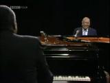 Оскар Питерсон и Каунт Бейси