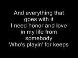 Leann Rimes Commitment (lyrics)