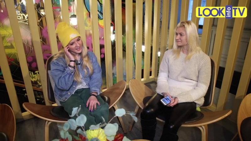 Участница шоу Танцы на ТНТ Алена Двойченкова на Look TV info » Freewka.com - Смотреть онлайн в хорощем качестве