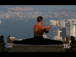 Кровавый спорт (1988) Жан-Клод Ван Дамм Paul Hertzog – On My Own Alone