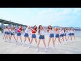 Dance Practice River Eye Contact Ver. | 우주소녀(WJSN) - HAPPY