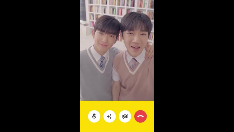 VIDEO CALL WITH HEONG SEOP EUIWOONG