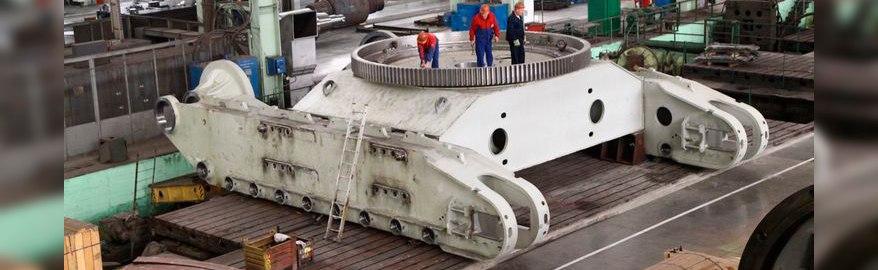 В России создали крупнейший экскаватор