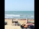 Море, пляж Анджуна, ГОА
