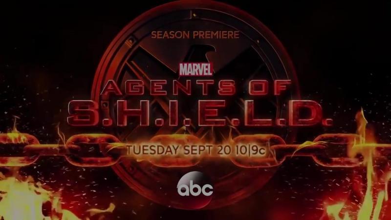 Агенты Щ.И.Т. (сезон 4) / Agents of S.H.I.E.L.D. (season 4)