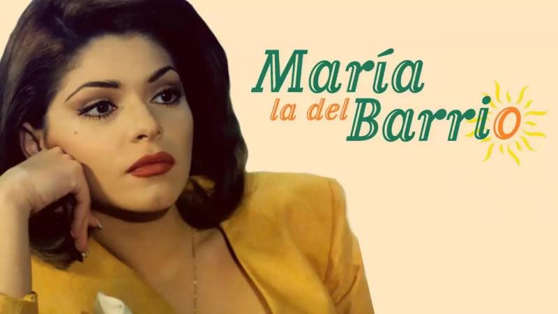 María la del Barrio - Soundtrack 01 - Suspenso Maldad Soraya
