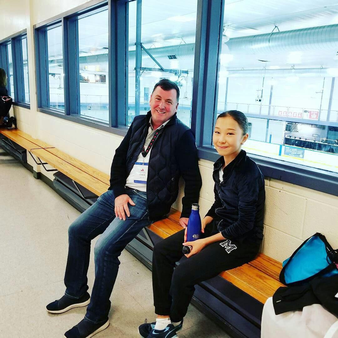 Брайан О́рсер / Brian Orser & Toronto Cricket Skating Curling Club - Страница 3 YFY2p1UsVis