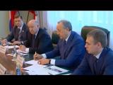 Губернатор провел встречу с начальником Дирекции железнодорожных вокзалов