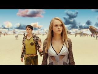Валериан и город тысячи планет – Мировая премьера трейлера
