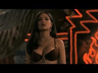 Salma Hayek - From Dusk Till Dawn ; Tito  Tarantula - After Dark HD