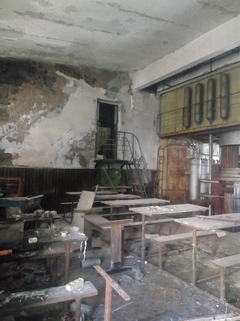 Заброшенные дома