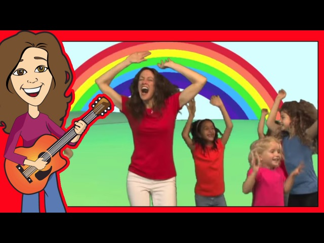Jump! Childrens song by Patty Shukla (DVD version)