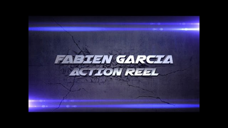 Fabien Garcia - Demo Reel 2015