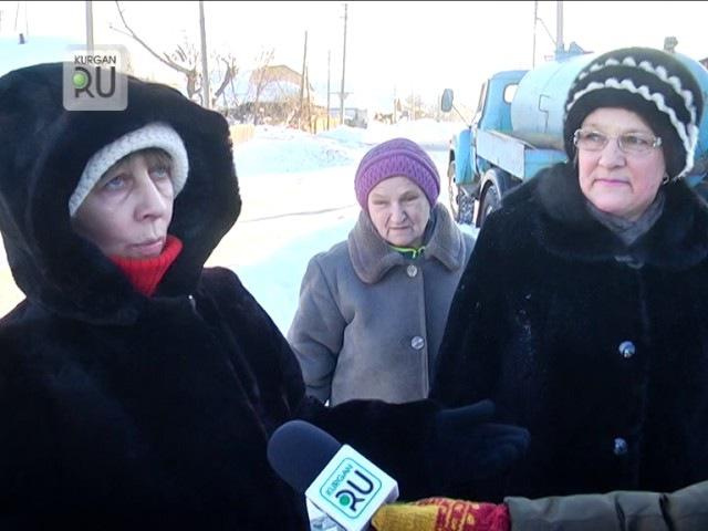 Потоп в Глинках. Жителей микрорайона регулярно заливает ледяной водой