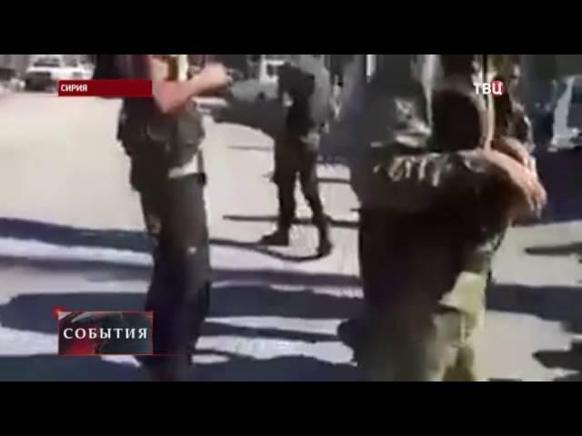 Повстанцы вытеснили из сирийского Эль-Рая отряд американских союзников