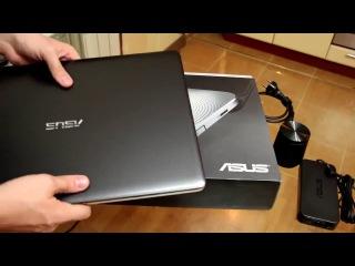 Мощный Ноутбук Asus   Обзор и Распаковка Посылки из Китая Алиэкспресс Интернет Маг...