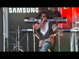 Asap Rocky ft. SchoolBoyQ - Electric Body(Jimmy Kimmel Live)