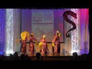 Группа Бирюза. Студия восточного танца