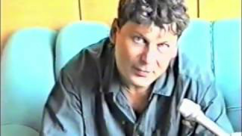 Интервью с Юрием Клинских - 17.07.1996г. Тула(качество)