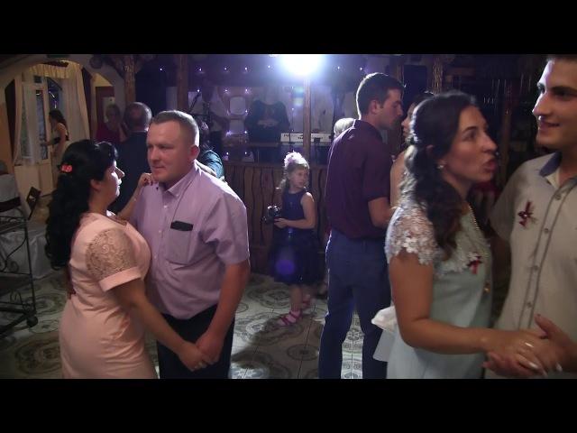 Час рікою пливе - Назар та Марія(весілля 15.07.2017 музиканти кафе Анна - Марія м.Калуш)