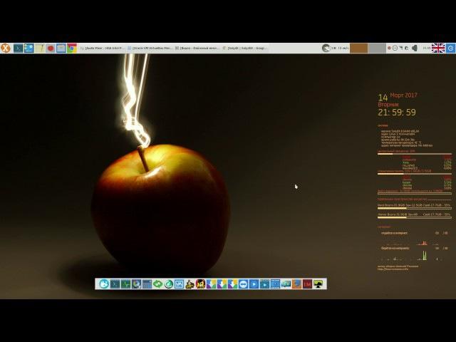 SolydXK Debian 8 XFCE 64bit RUS от Алексея