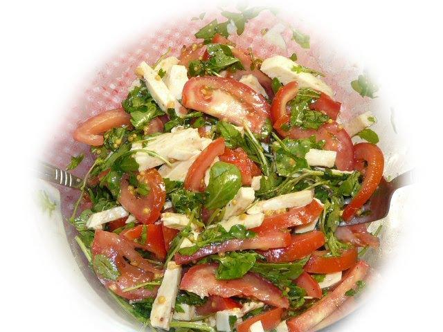 Салат из 3 х продуктов на каждый день/ Салаты рецепты/salad recipe tasty » Freewka.com - Смотреть онлайн в хорощем качестве