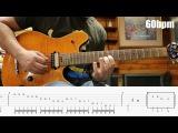 HOW TO PLAY - Vinnie Moore - Morning Star (AULA DE GUITARRA)