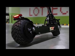 전동킥보드 전동스쿠터 electric scooter / www.weped.co.kr / WEPED ver.R