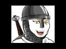 Проект О.Д.И.Н. 1. Норманнский рыцарь папка-тащер Крестовых походов