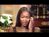 Naomi Campbell Cries After Hearing Versace's Murder
