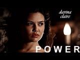 ►  Davina Claire | Power