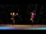 Дуэт Flawless Горбунова Галина , Горина Наталья - Dance Star Festival - 10, 24 апреля 2016г.