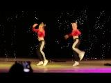 ReFresh дуэт Большешапова Жанна и Лера Стенер - Dance Star Festival - 10, 24 апреля 2016г.