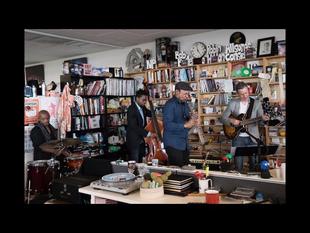 Ravi Coltrane Quartet NPR Music Tiny Desk Concert