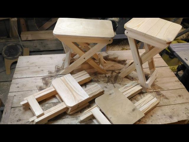 Как сделать раскладной стул rfr cltkfnm hfcrkflyjq cnek