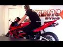 Honda cbr 600 rr with yoshimura rs5 exhaust dyno tune