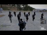 Avangard RP! Police Dance!